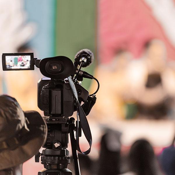 Producción Streaming en Congresos