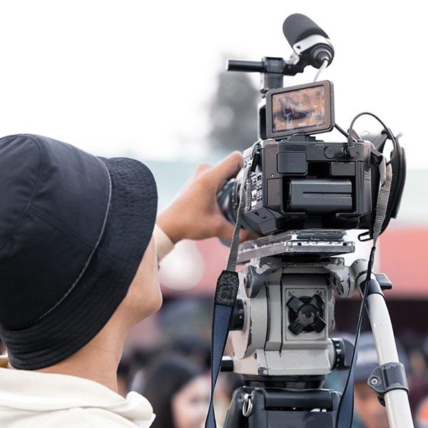 Videonoticias y reportajes Audiovisuales