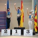 Exitoso fin de semana para la gimnasia valenciana
