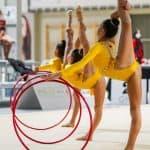 Vuelve la competición de gimnasia a Valencia